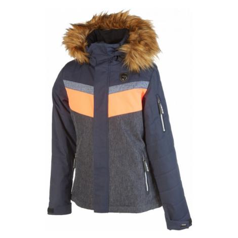 Rehall DARCY-R-JR orange - Kids' skiing jacket