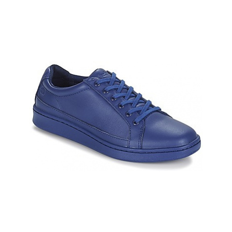 Timberland San Francisco Flavor Oxford women's Shoes (Trainers) in Blue