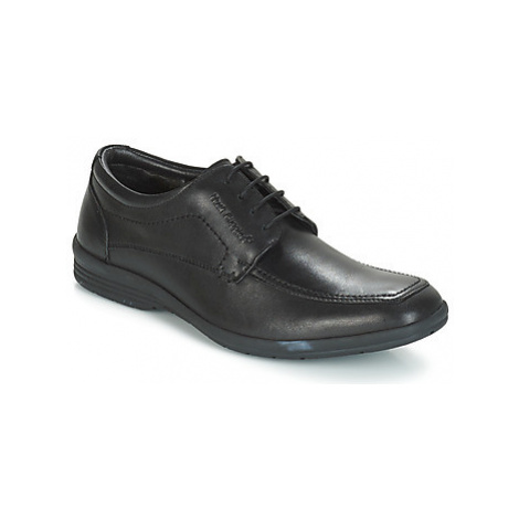 Hush puppies SAMOU men's Casual Shoes in Black