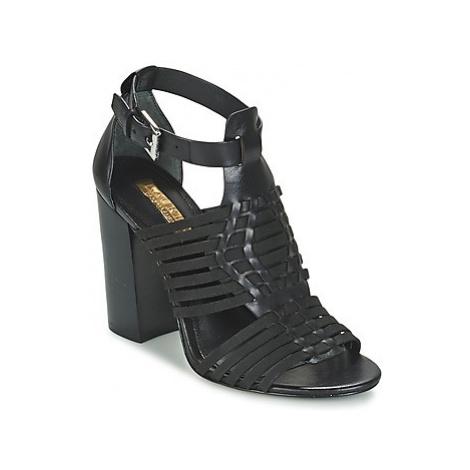 Lauren Ralph Lauren HARIETTA SANDALS CASUAL women's Sandals in Black