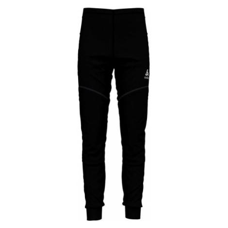 Odlo BL BOTTOM LONG ACTIVE X-WARM KIDS black - Children's pants