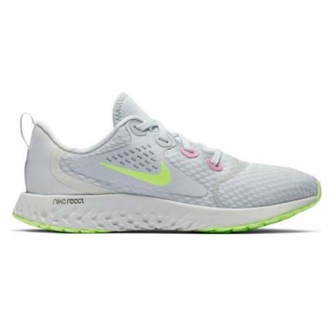 Nike LEGEND REACT white - Girls' running shoes