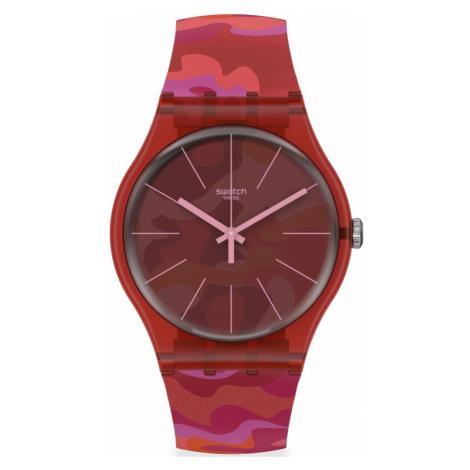 Swatch Camouflash Originals Watch SUOR116