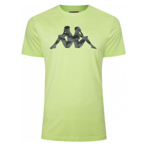 Kappa LOGO GIERMO light green - Men's T-Shirt