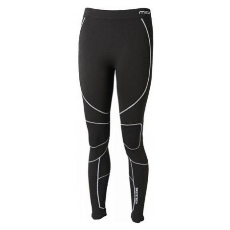 Black women's thermal leggings