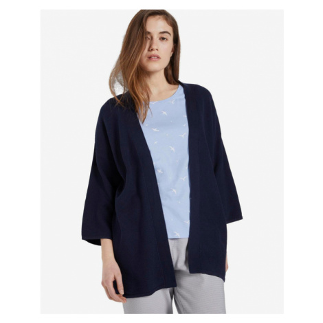 Tom Tailor Denim Cardigan Blue