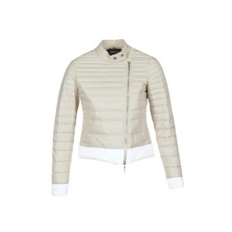 Armani jeans BEAUJADO women's Jacket in Beige