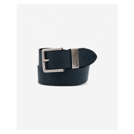 Armani Exchange Belt Blue