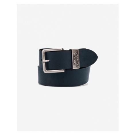 Blue men's belts