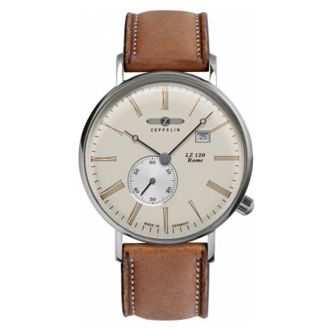Zeppelin Watch LZ120 Rome Mens
