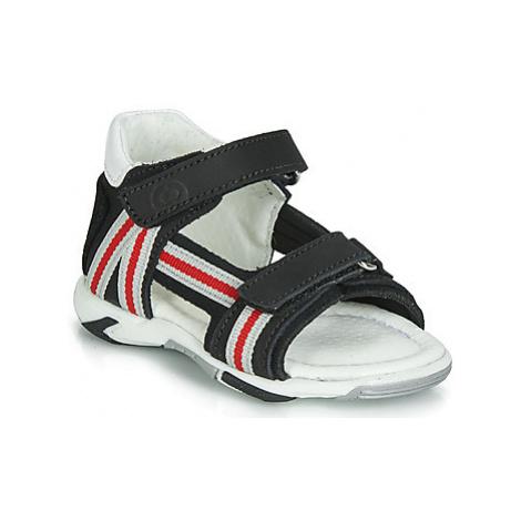 Citrouille et Compagnie JATILETTE boys's Children's Sandals in Black