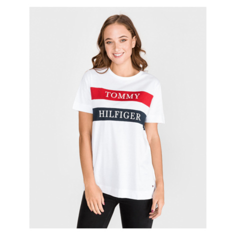 Tommy Hilfiger Luka T-shirt White