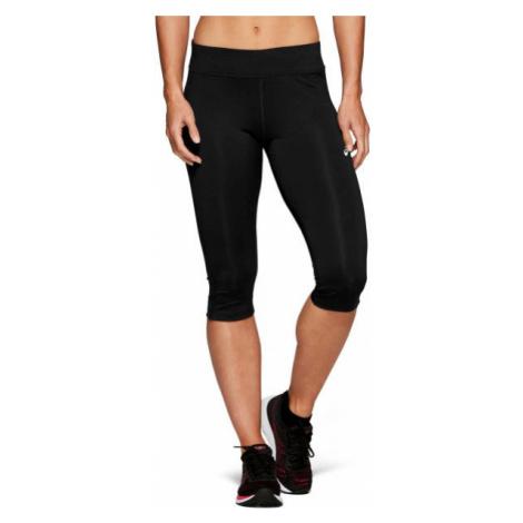Asics SILVER KNEE TIGHT black - Women's running tights
