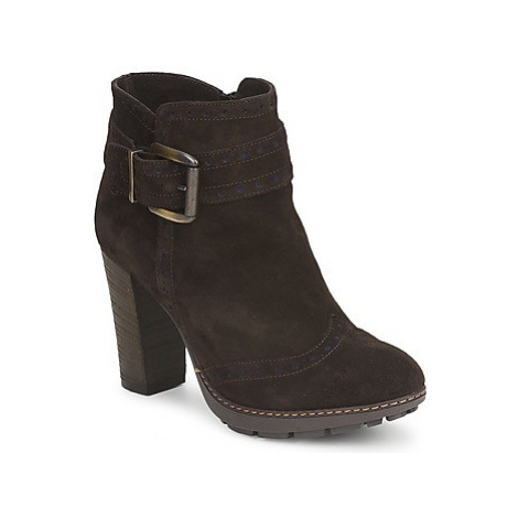 Tosca Blu CLAUDIE BOTTINE women's Low Ankle Boots in Brown
