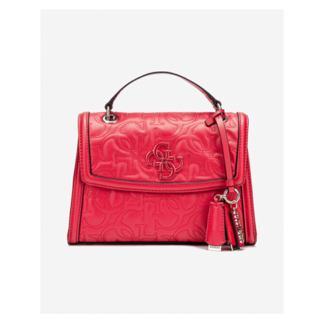 Guess New Wave Handbag Red