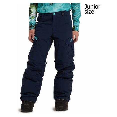 pants Burton Exile Cargo - Dress Blue - boy´s