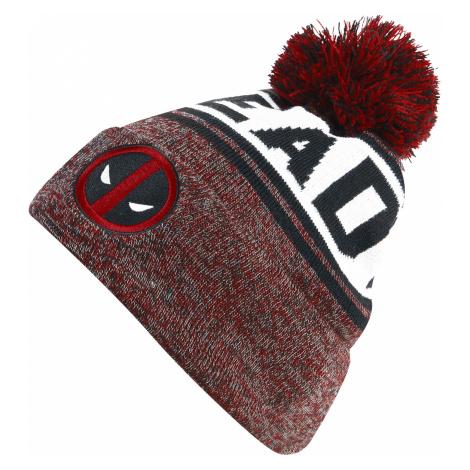 Deadpool - Logo - Beanie - multicolour