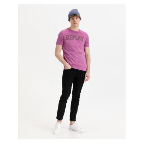 Replay T-shirt Violet