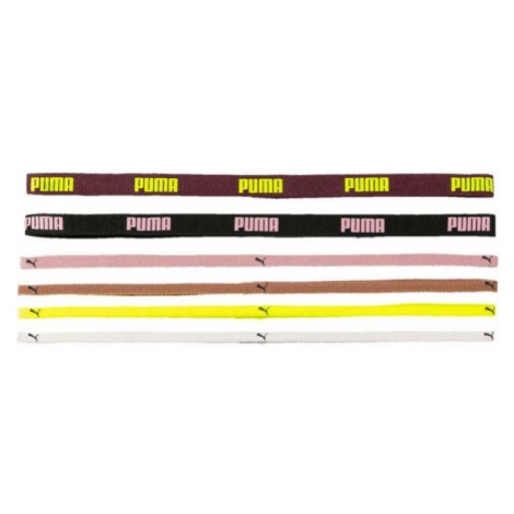 Puma AT SPORTBANDS 6PCS - Sports headband