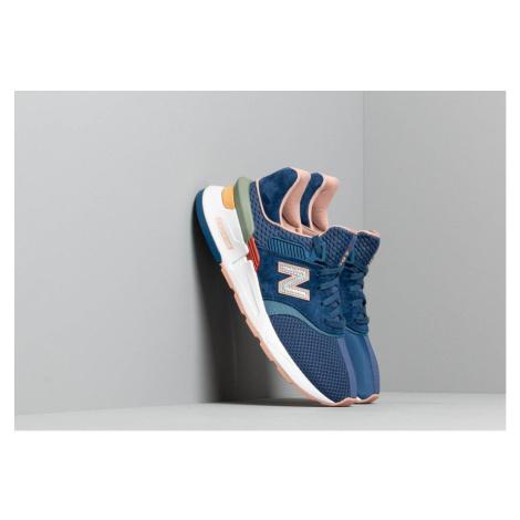 New Balance 997 Blue/ White/ Multicolor