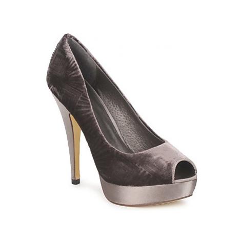 Menbur FAIRBANKS women's Court Shoes in Brown