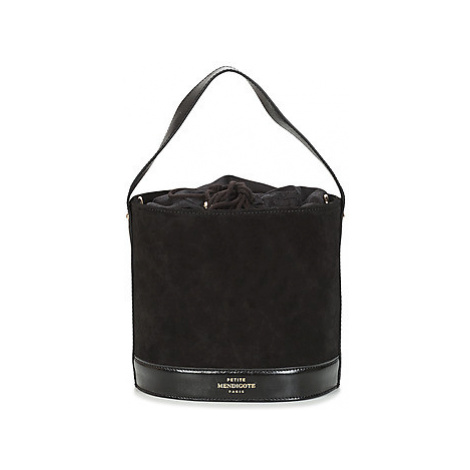 Petite Mendigote COPPOLA women's Shoulder Bag in Black