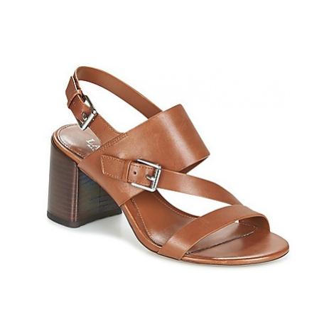 Lauren Ralph Lauren FLORIN women's Sandals in Brown