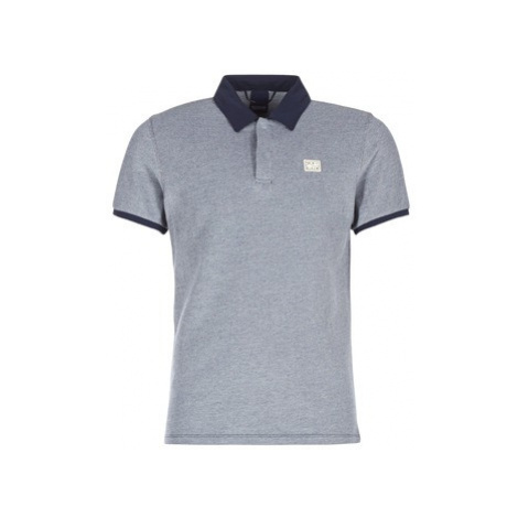 Scotch Soda BEBLO men's Polo shirt in Grey Scotch & Soda
