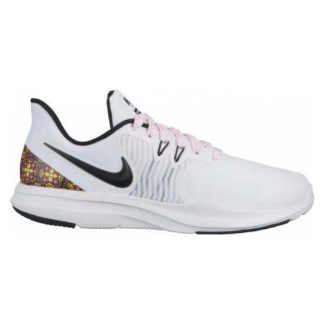 Nike IN-SEASON TR 8 PRINT white - Women's walking shoes