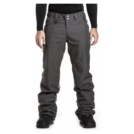 pants Nugget Charge 4 - B/Charcoal Heather - men´s