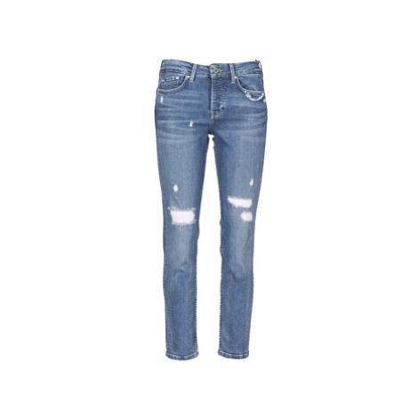 Pepe jeans JOLIE ECO women's Jeans in Blue