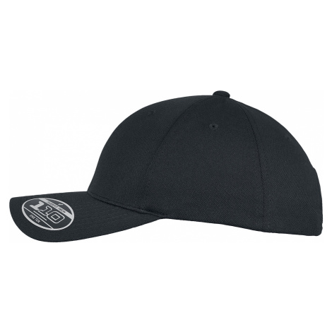 Urban Classics - Flexfit 110 Recycled Poly Jersey - Flexcap - black