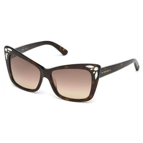 Swarovski Sunglasses Swarovski SK0103 52F