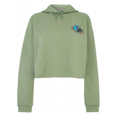 O'Neill LW MORAGA HOODIE green - Women's hoodie
