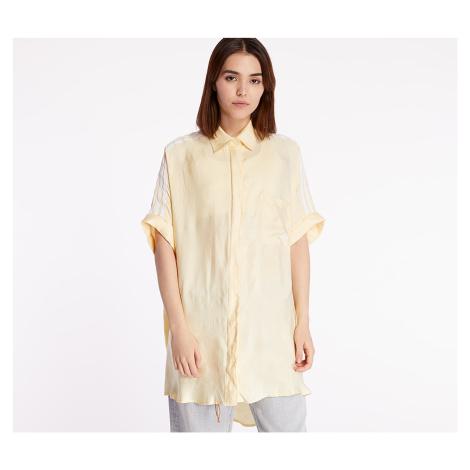 adidas Satin Dress Easy Yellow