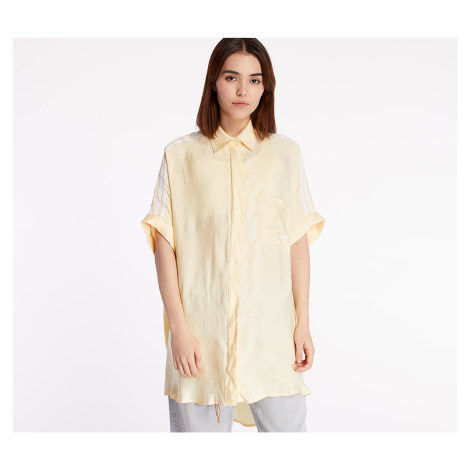 adidas Satin Dress Easy Yellow