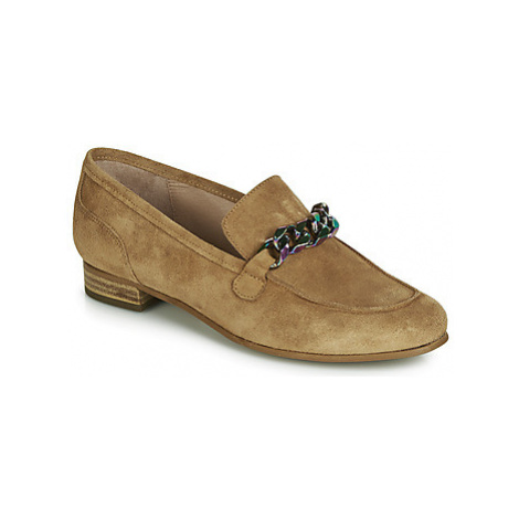 Muratti DALILAH women's Loafers / Casual Shoes in Brown