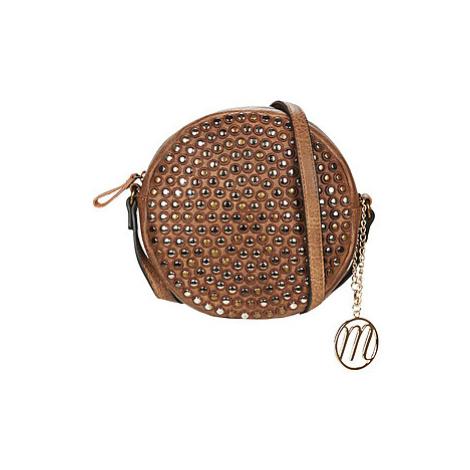 Moony Mood JERADINE women's Shoulder Bag in Brown