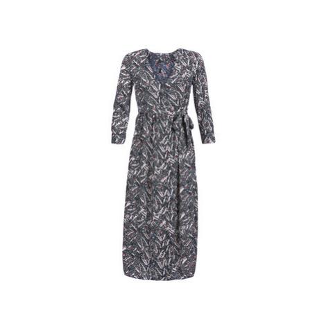 Vero Moda VMMARY women's Long Dress in Blue