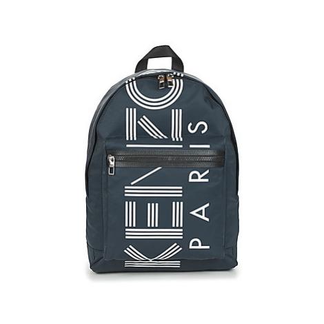 Kenzo KENZO CREW SPORT men's Backpack in Blue