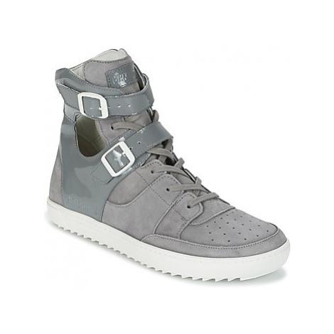 Birkenstock THESSALONIKI women's Shoes (High-top Trainers) in Grey