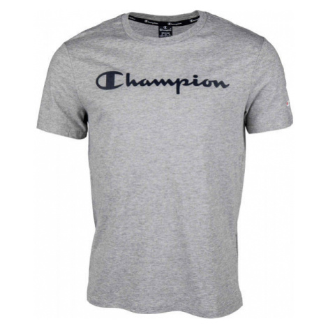 Champion CREWNECK T-SHIRT grey - Men's T-Shirt