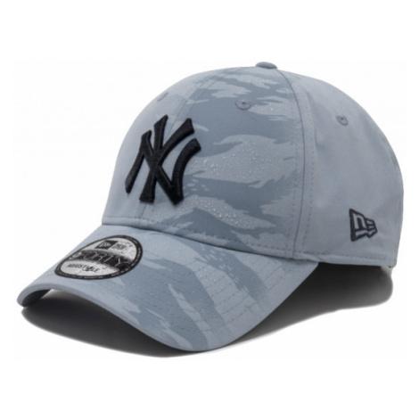 New Era 9FORTY MLB WINTER CAMO NEW YORK YANKEES grey - Men's club baseball cap