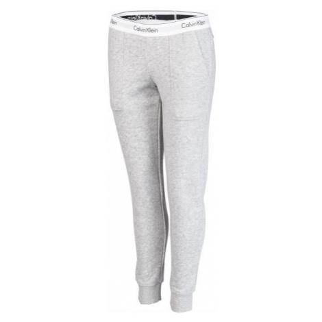 Calvin Klein BOTTOM PANT JOGGER grey - Women's sweatpants