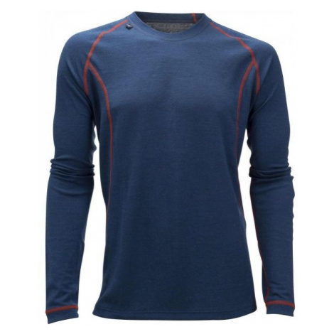 Ulvang 50FIFTY 2.0 blue - Men's functional sports T-shirt