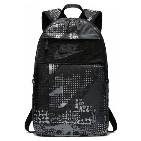 backpack Nike Elemental 2.0 AOP - 010/Black/Black/It Smoke Gray