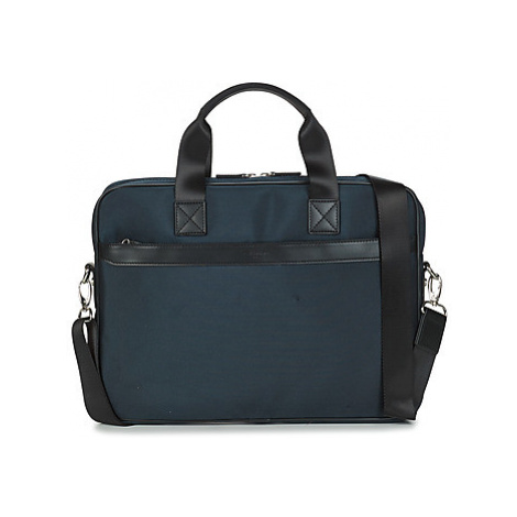 Hexagona WORKER men's Briefcase in Blue