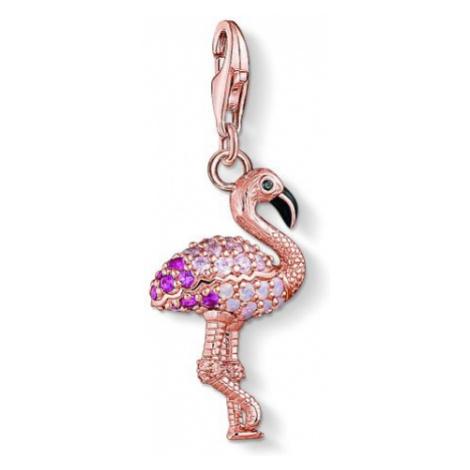 Thomas Sabo Charm Club Flamingo Charm