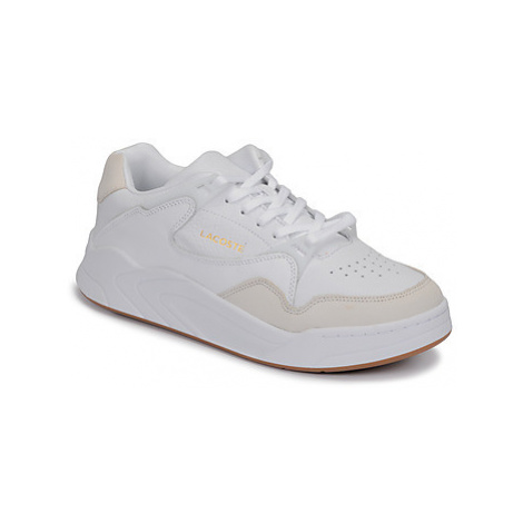Lacoste COURT SLAM 319 2 men's Shoes (Trainers) in White