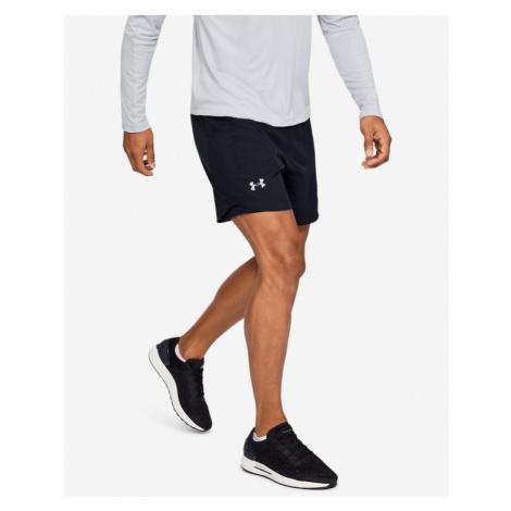 Under Armour Qualifier Speedpocket 7'' Short pants Black